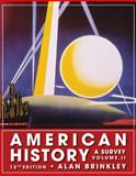 American History 13th Edition