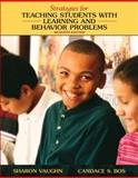 Strategies for Teaching Students with Learning and Behavioral Problems 7th Edition