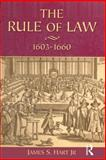 The Rule of Law, 1603-1660 9780582238565