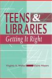 Teens and Libraries 9780838908570