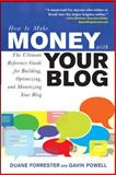 How to Make Money with Your Blog 9780071508575