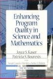 Enhancing Program Quality in Science and Mathematics 9780803968578