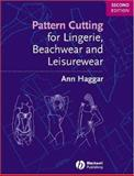Pattern Cutting for Lingerie, Beachwear and Leisurewear 9781405118583