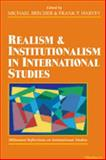 Realism and Institutionalism in International Studies 9780472088591