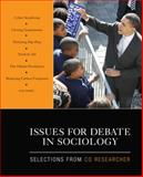 Issues for Debate in Sociology 1st Edition