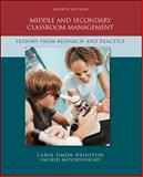 Middle and Secondary Classroom Management 4th Edition