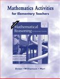 Mathematics Activities for Elementary Teachers for Mathematical Reasoning for Elementary Teachers 5th Edition