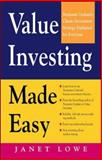 Value Investing Made Easy 9780070388642