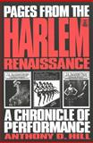 Pages from the Harlem Renaissance 9780820428642