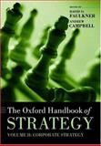 The Oxford Handbook of Strategy 9780199248643