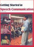 Getting Started in Speech Communication 9780844258669