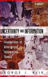 Uncertainty and Information 9780471748670