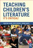 Teaching Children's Literature 1st Edition