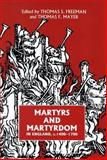 Martyrs and Martyrologies 9780631188681