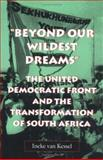 Beyond Our Wildest Dreams 9780813918686