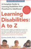Learning Disabilities - A to Z