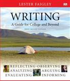 Writing, A Guide for College and Beyond, Brief Edition 9780205648696