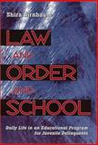 Law and Order and School 9781566398701
