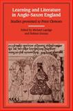 Learning and Literature in Anglo-Saxon England 9780521128711