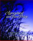 Agricultural and Food Policy 6th Edition