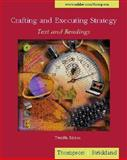 Crafting and Executing Strategy with PowerWeb and Concept/Case TUTOR Card 9780072518764