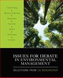 Issues for Debate in Environmental Management 9781412978774