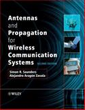 Antennas and Propagation for Wireless Communication Systems 9780470848791