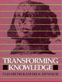 Transforming Knowledge 9780877228806