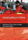 Social Policy in China 9781861348814