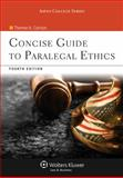 Concise Guide to Paralegal Ethics 4th Edition