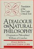 A Dialogue on Natural Philosophy 9780268008819