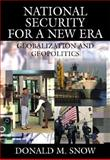 National Security for a New Era 1st Edition
