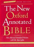The New Oxford Annotated Bible with the Apocrypha, Augmented Third Edition, New Revised Standard Version 9780195288834