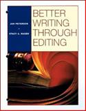 Better Writing Through Editing