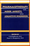 Pharmacotherapy for Mood, Anxiety, and Cognitive Disorders 9780880488853