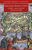 Three Early Modern Utopias 9780192838858