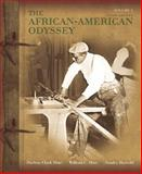 African-American Odyssey, the, Volume 1 9780205728862