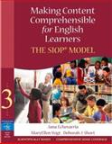 Making Content Comprehensible for English Learners 3rd Edition