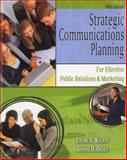 Strategic Communications Planning for Effective Public Relations and Marketing 5th Edition