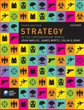 Strategy in the Contemporary World 9780199548873