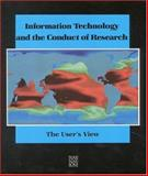 Information Technology and the Conduct of Research 9780309038881