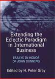 Extending the Eclectic Paradigm in International Business 9781840648881