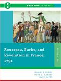 Rousseau, Burke, and Revolution in France 1791 2nd Edition