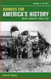 Sources for America's History, Volume 1 8th Edition