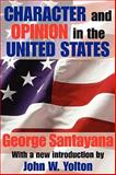 Character and Opinion in the United States 9780887388903
