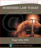 Business Law Today - Text and Cases 10th Edition