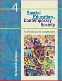 Special Education in Contemporary Society 4th Edition