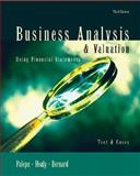 Business Analysis and Valuation 9780324118940