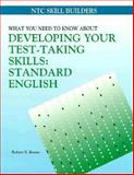 How to Improve Your Test-Taking Skills 9780844258942