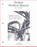 Student Problem Manual for Use with Essentials of Investments 9780073308951